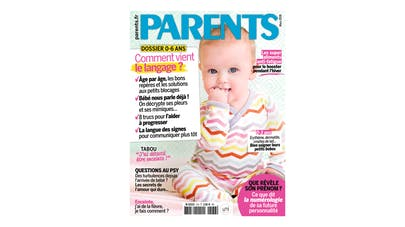 couverture Parents mars